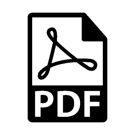 Bulletin d'adhésion R.T.G.O 2018